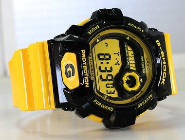 CASIOカシオG-SHOCKGショックCrazyColorsクレイジーカラーズメンズ腕時計新品男性用時計ウォッチG-8900SC-1Y【楽ギフ_包装】ホワイトデー