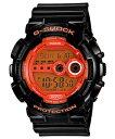 CASIOカシオ【Gショック】GD-100HC-1JFブラック×オレンジ【G-SHOCK】国内正規品Hyper Colors【ハイパーカラーズ】メンズ 腕時計 時計父の日 ギフト