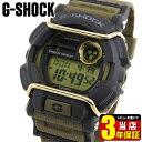 商品到着後レビューを書いて3年保証 CASIO カシオ G-SHOCK ジーショック GD-400-9 海外モデル メンズ 腕時計 ウォッチ ミリタリー デジタル 緑系 カーキスポーツ 誕生日 ギフト