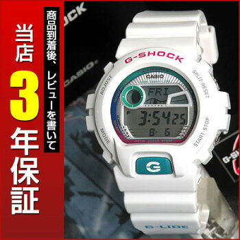 CASIO������G-SHOCKG����å�����ӻ��׿��ʻ���¿��ǽ�ɿ�G-LIDEGLX-6900-7������ǥ륹�ݡ��ĥ饤��G-LIDE�ۥ磻����ڳڥ���_�����ۥۥ磻�ȥǡ�