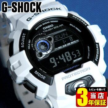 GR-8900A-7����̤ȯ���ǥ륫������CASIO��G����å���G-SHOCK�����LED�Хå��饤����ܸ��ǽ��Ť��륿�ե����顼�����ȿž�վ���ǥ��smtb-KD��