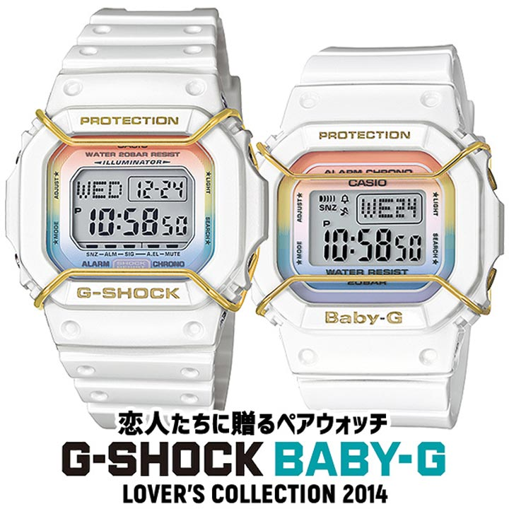 G-SHOCK Gショック Baby-G ベビーG LOV-14B-7JR G Presents Lover's Collection Gプレゼンツ ラバーズコレクション