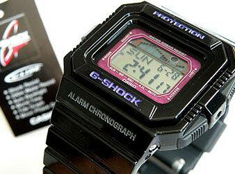 CASIOカシオGショックGLX-5500-1DR海外輸入品タイドグラフ/ムーンデータ搭載スポーツラインG-LIDE【楽ギフ_包装】メンズ腕時計新品男性用時計ウォッチ母の日父の日ホワイトデー