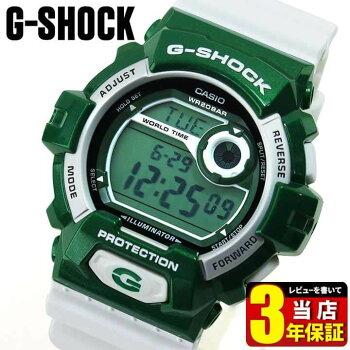 ��ӥ塼���3ǯ�ݾ�CASIO������G����å�G-SHOCKG-8900CS-3CrazyColors���쥤�������顼������ӻ��������ѻ��ץ����å��������ij�����ǥ�¿��ǽ�ɿ奰����Хۥ磻����