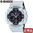 CASIO カシオ G-SHOCK Gショック ジーショック アナログ アナデジ メンズ 腕時計 防水 時計 SPECIAL COLOR GA-100L-7AJF クオーツ ミリタリー 白系 グレー 国内正規品