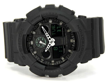 CASIO������G����å�G-SHOCKGA-100MB-1AMilitaryblackseries�ߥ꥿�꡼�֥�å������꡼������ӻ��׳�����ǥ�