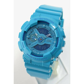 CASIO������G-SHOCKG����å�Sseries�������꡼������ӻ��׻��ץ����å�GMA-S110CC-2A������ǥ�֥롼�ĥ��ʥǥ�