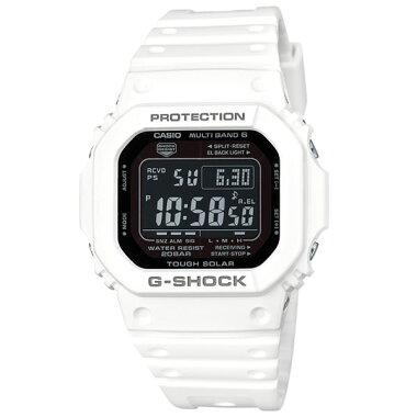 ★送料無料CASIOカシオG-SHOCKGショックGW-M5610MD-7JFタフソーラー電波時計マルチバンド6メンズ腕時計国内正規品白ホワイト