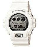 カシオ CASIO G-SHOCK DW-6900MR-7JFシルバー×ホワイト Gショック ジーショック Metallic Dial Seriesメタリックダイアルシリーズメンズ 腕時計 防水 時計