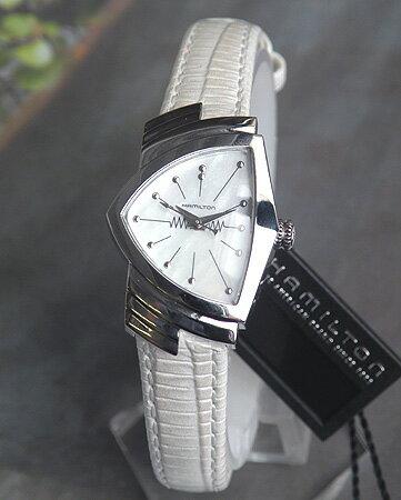 ★送料無料 HAMILTON ハミルトン アメリカンクラシック AMERICAN CLASSIC レディ ベンチュラ VENTURA レディース 腕時計時計 H24211852 海外モデル