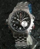 ★送料無料 ハミルトン 腕時計 HAMILTON カーキE.T.O Khaki ETO H77612133 スイス製クオーツ クロノグラフ スプリットセコンド メンズ 海外モデル夏物 誕生日 ギフト