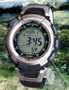 ★送料無料 CASIO カシオ PROTREKプロトレック メンズ 腕時計 時計 PRW-1300-1 海外モデル 電波 タフ ソーラー 電波時計 アウトドアウォッチ 誕生日 ギフト