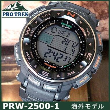 PRW-2500-1����ľ͢���ʡ�CASIO�ۥ�������PROTREK�ۥץ�ȥ�å���̡�����/���������ٷ�¬��ǽ�����ɥ���ա����ǡ����դ������顼���Ȼ��ס�smtb-KD�ۡڳڥ���_������