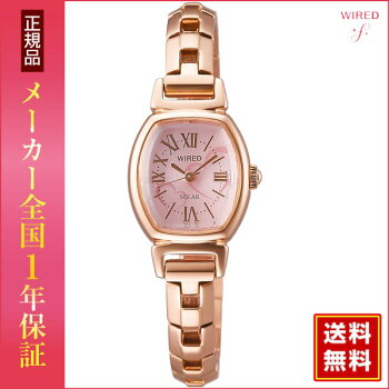 SEIKO��������WIRED�磻������f�磻�����ɥ���AGED059�ԥ󥯥�����ɥȥ��ɥ�����SPECIALEDITIONTOKYOGIRLY�ȡ����硼�����꡼�ȥΡ��������顼��ǥ�/�������ӻ��ס�smtb-KD�ۡڳڥ���_�����ۡ�RCP��