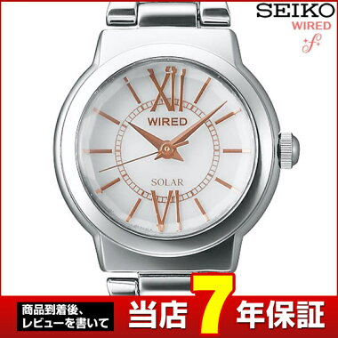 AGED049�ԥ󥯥�����ɥ����SEIKO��������WIRED�磻������SOLARCOLLECTION�����顼���쥯�������ǽ��Ť�������ʥ����顼��ǽ��ܡ�smtb-KD�ۡڳڥ���_������