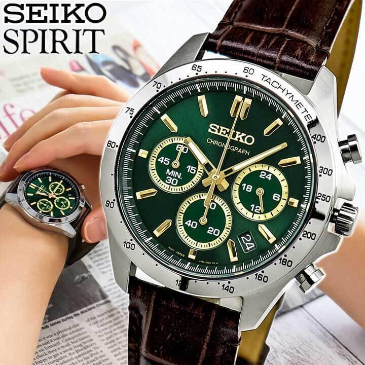 【送料無料】 SEIKO セイコー SPIRIT...の商品画像