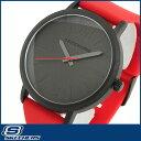 SKECHERS スケッチャーズ SR5043 海外モデル メンズ 男性用 腕時計 ウォッチ シリコン ラバー 黒 ブラック 赤 レッド