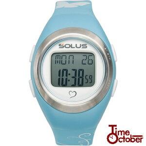 【送料無料】SOLUS Leisure 800 ソーラス 多機能 運動 ダイエット 腕時計レディース メンズ 時計 01-800-03 ライトブルー ランニング スポーツ 健康 トレーニング ウォーキングスポーツ誕生日プレゼント 男性 女性 ギフト