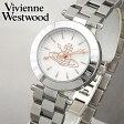 ★送料無料 Vivienne Westwood ヴィヴィアン・ウエストウッド VV092SL 海外モデル レディース 腕時計 ウォッチ シルバー 0824楽天カード分割