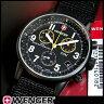 ★送料無料 WENGER ウェンガー クロノグラフ 70724XL海外モデル ケース径約42mm SMC2 スイスマウンテンコマンド2 本格派ミリタリー メンズ 腕時計時計 アナログ父の日 ギフト