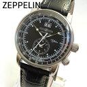 Zeppelin ツェッペリン 7640-2 SpecialEdition100YearsZeppelin 100周年記念モデル メンズ 腕時計時計 海外モデル クオーツ ブラック ..