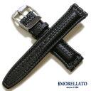 【モレラート】SHERATON(シェラトン)スウォッチ用ラバー ブラック 20mm 時計ベルト