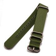 【22mm】CASSIS / カシスTYPE NATO / 腕時計替えベルト / B1008S02 072 022【1〜3営業日以内に発送】