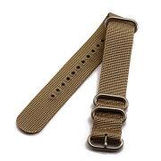 【22mm】CASSIS / カシスTYPE NATO / 腕時計替えベルト / B1008S02 173 022【1〜3営業日以内に発送】