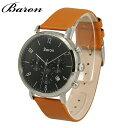 BARON/バロン BR-MJ007腕時計 クロノグラフ メンズ【あす楽対応_東海】