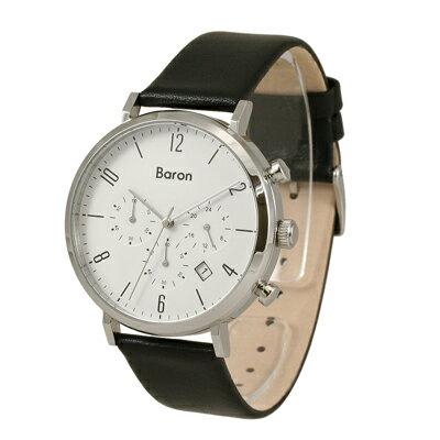 BARON/バロン BR-MJ008腕時計 クロノグラフ メンズ【対応_東海】 [新品][1年保証][ラッピング無料]