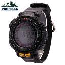 CASIO カシオ / PROTREK プロトレック PRG-240-1 TRIPLE SENSOR 腕時計 電池交換不要 母の日 【あす楽対応_東海】