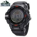 CASIO カシオ / PROTREK プロトレック PRG-270-1 トリプルセンサー 腕時計 電池交換不要 母の日 【あす楽対応_東海】