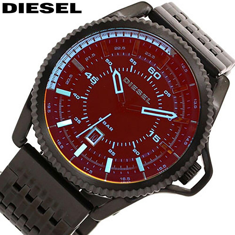 DIESEL/ディーゼル DZ1720 ROLLCAGE ロールケージ腕時計【対応_東海】 [新品][1年保証][ラッピング無料]