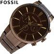 FOSSIL / フォッシル FS4357腕時計/メタルベルト/メンズDress Chronograph  【あす楽対応_東海】