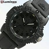 LUMINOX/ルミノックス7051BLACKOUT/ブラックアウト(ラバーベルト)/Navy SEALs COLOR MARK SERIES T25表記あり 【あす楽対応_東海】