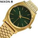 NIXON/ニクソンA0451919腕時計/メタルベルト/ユニセックス/腕時計 THE TIME TELLER 【あす楽対応_東海】