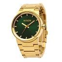NIXON / ニクソン A1601919 キャノン / CANNON GOLD GREEN SUNRAY 【あす楽対応_東海】