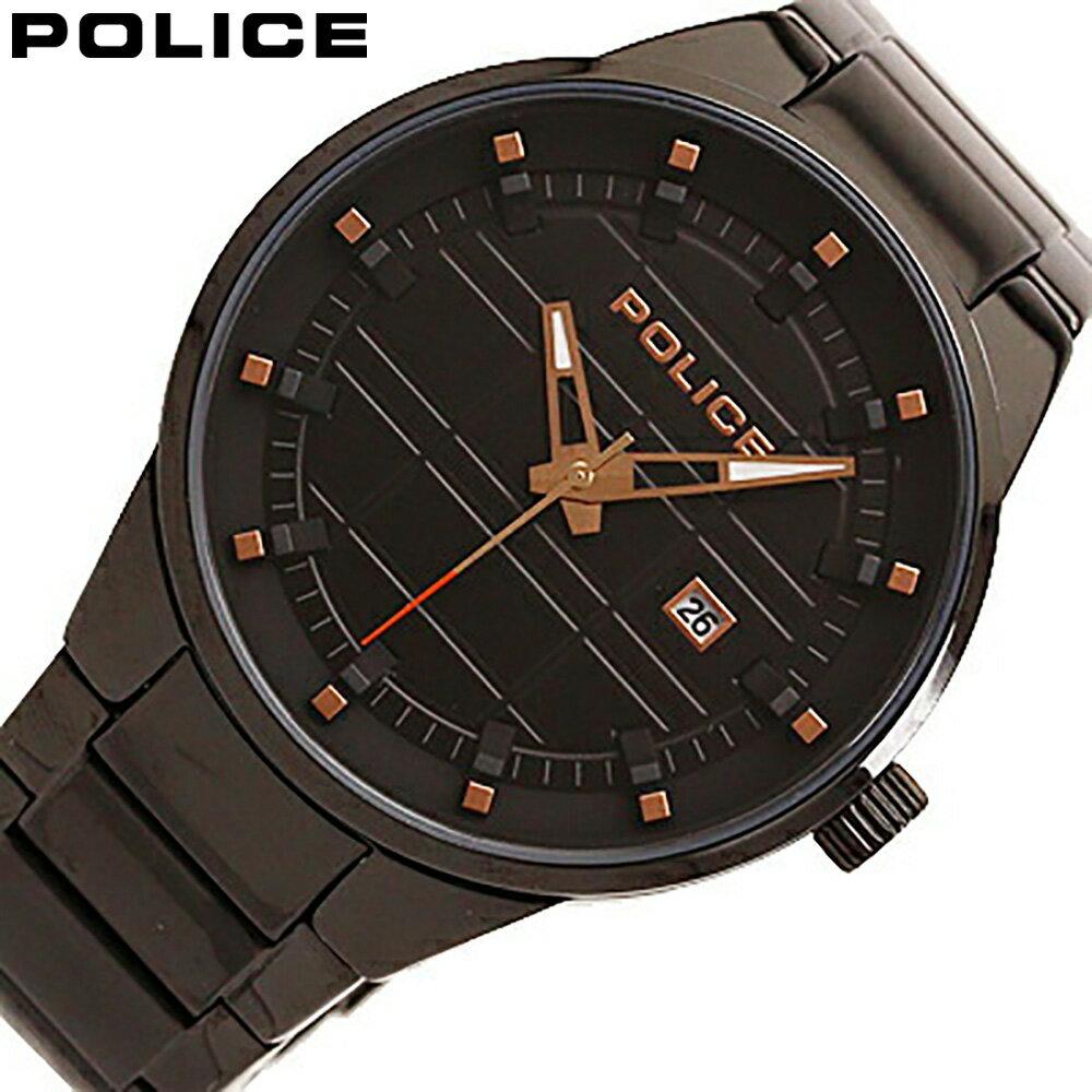 POLICE / ポリス PL.14214JSB/02M腕時計 メンズウォッチ【対応_東海】 [新品][1年保証][ラッピング無料]