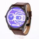 POLICE / ポリス PL.14835JSU/12 D-JAY 腕時計 メンズ レザーベルト【あす楽対応_東海】