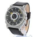 POLICE / ポリス PL.15048JS/61 Compass コンパス 腕時計 メンズ レザー ブラック 【あす楽対応_東海】
