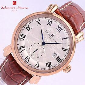 SALVATOREMARRA/サルバトーレマーラSM13121-2-PGWH腕時計【あす楽対応_東海】【楽ギフ_包装】