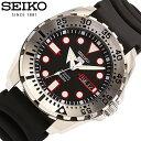 SEIKO セイコー SEIKO5 SPORTS セイコーファイブ スポーツ 腕時計 時計 メンズ アナログ 自動巻き オートマティック 日本製 デイ デイト カジュアル アウトドア 防水 ラバー ゴム ブラック 黒 シルバー 銀 SRP601J プレゼント ギフト 1年保証 送料無料