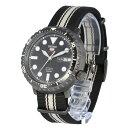 SEIKO 5 / セイコーファイブ SRPC67J 腕時計 メンズ ナイロン 自動巻き 機械式 ブ...