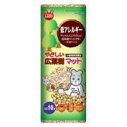マルカン やさしい広葉樹マット MR-915 (小動物用床敷材) 10L 【ネコポス不可】