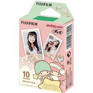 FUJIFILM インスタントカラーフィルム チェキ instax mini キキ&ララ …...:tokiwacamera:10036695