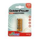 家電, AV, 相機 - GoldenPower ゴールデンパワー ecototal 単4形充電式ニッケル水素電池 2本パック 650mAh
