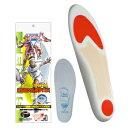 SORBO(ソルボ) DSISソルボテニス Lサイズ(26.5〜27.5cm) テニス用インソール【お取り