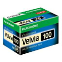 富士フィルム フジクローム Velvia100(135) 36枚撮/1パック 135 VELVIA100 NP 36EX 1