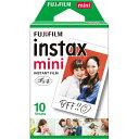 チェキ フィルム フジ フィルム 無地 10枚 INSTAX MINI JP 1