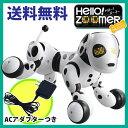 【純正ACアダプターTYPE5付き♪】タカラトミー オムニボット Hello! Zoomer ハロー!ズーマー ハーティーダルメシアン